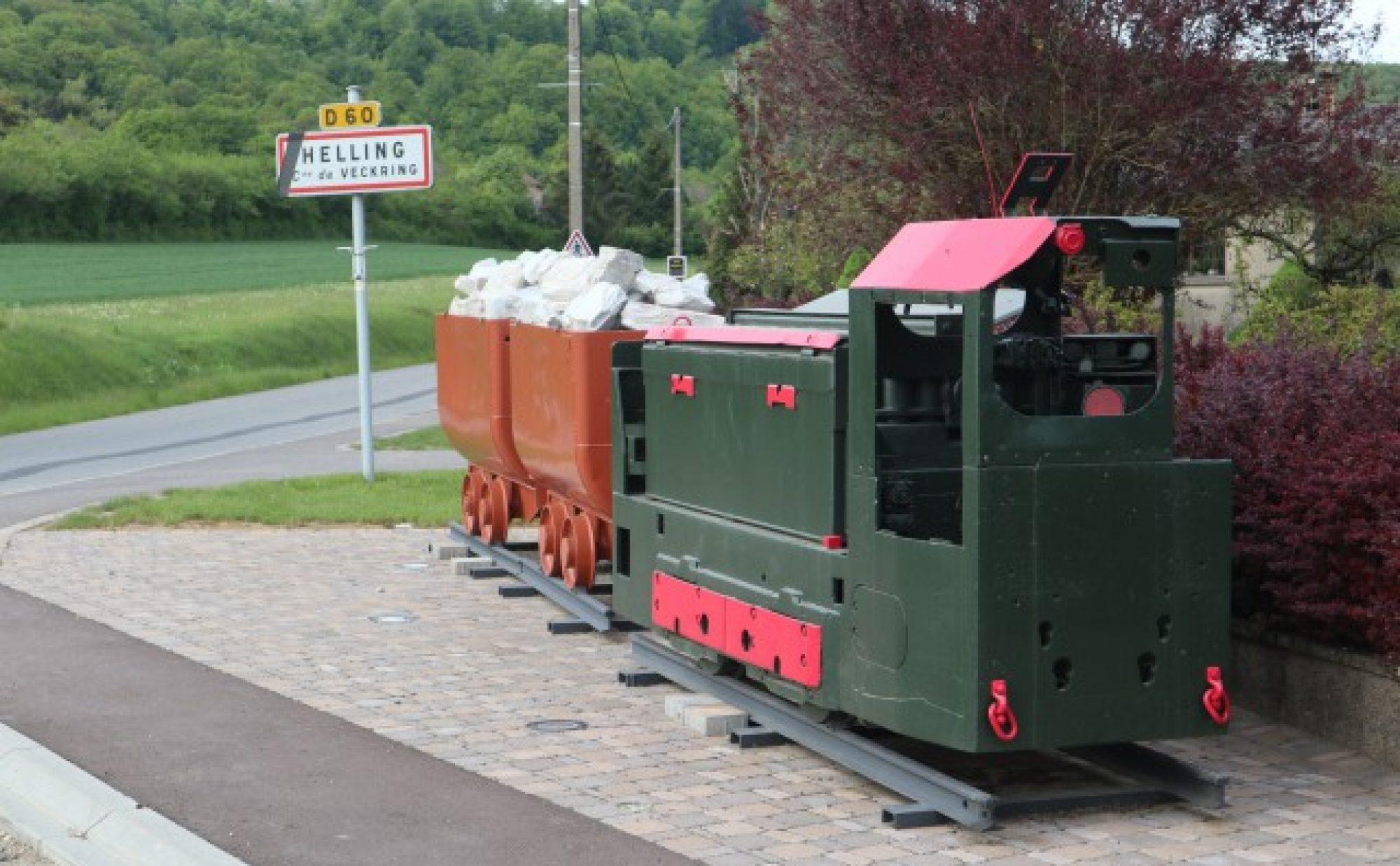 Commune de Veckring-Helling